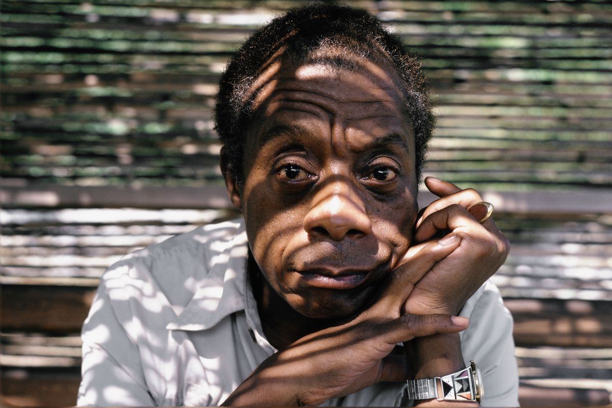 Archivo Ulf Andersen - James Baldwin