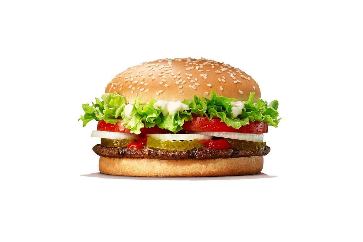 버거 킹에서 건강하게 먹는 방법