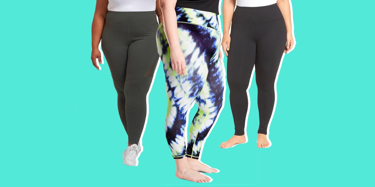 12 bedste leggings i plusstørrelse til træning eller træning
