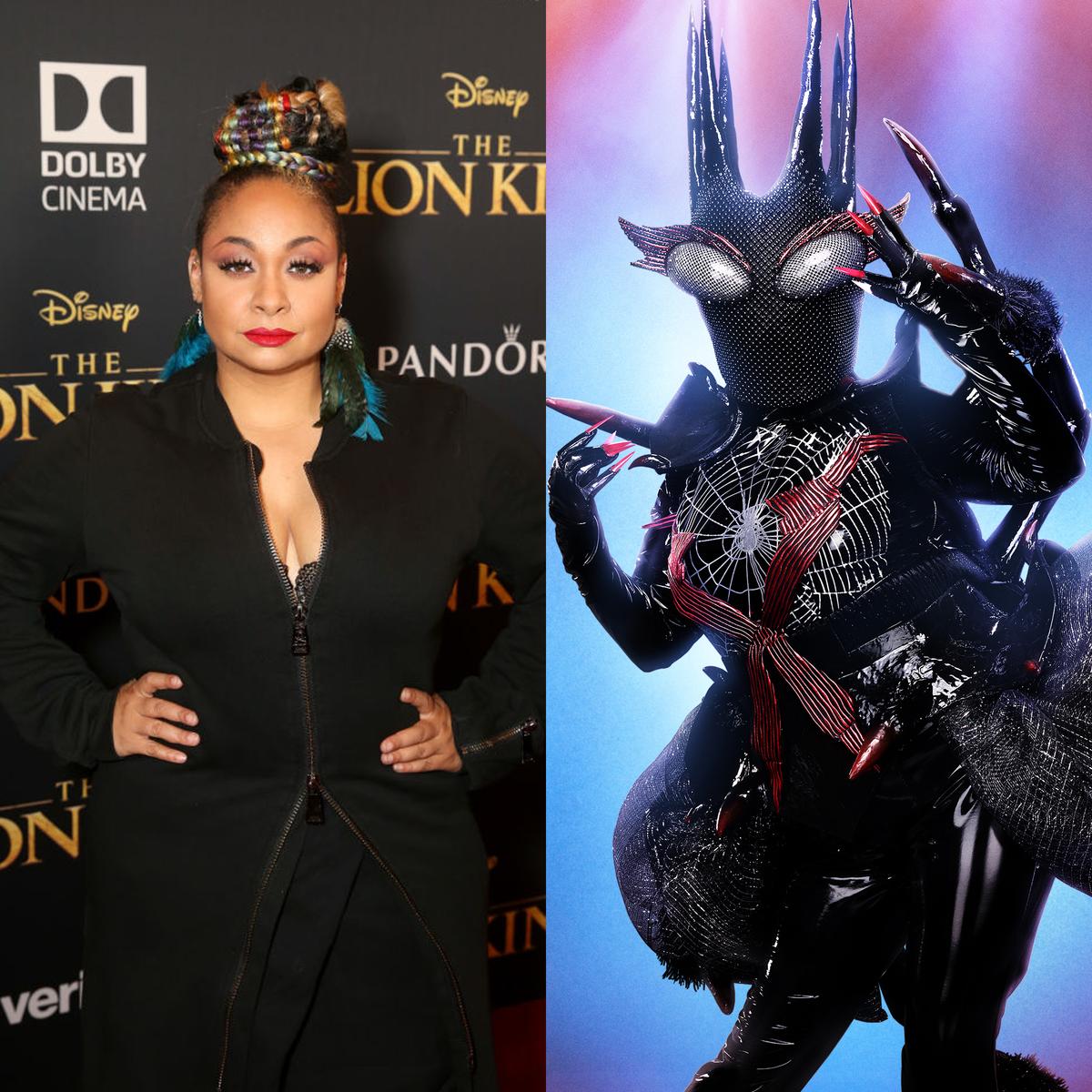 ¿Quién es la viuda negra en El cantante enmascarado? Twitter tiene una teoría sólida